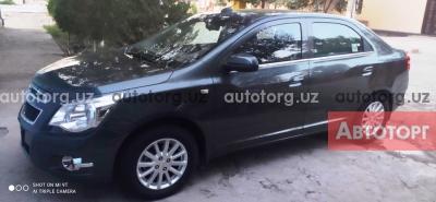 Автомобиль Chevrolet Cobalt 2020 года за 12384 $ в Ургенче