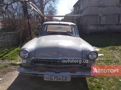 Автомобиль ГАЗ 21 1962 года за 9000 $ в Ташкенте