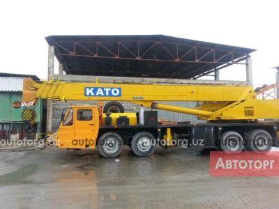 Спецтехника автокран Kato NK-500E-v 2003 года за 47 000 $ в городе другой