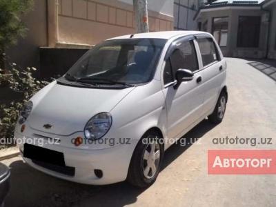 Автомобиль Chevrolet Matiz 2013 года за 4700 $ в Ташкенте