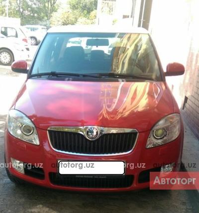 Автомобиль Skoda Fabia 2009 года за 16500 $ в Ташкенте