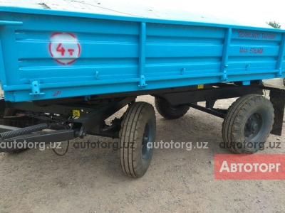 Прицеп 2ПТС-4-793A-03 предназначен для... в городе Ташкент