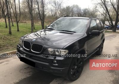 Автомобиль BMW X5 2006 года за 5000 $ в Бешкенте
