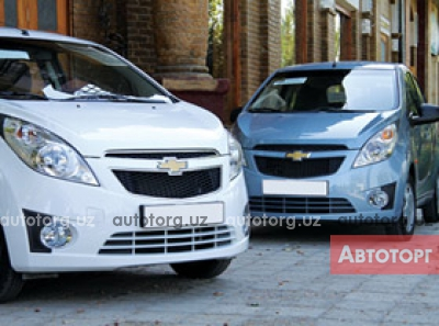 Автомобиль Chevrolet Spark 2015 года за 7300 $ в Ташкенте