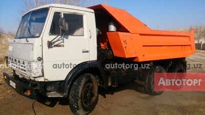 Спецтехника КамАЗ 55111 в Бухара