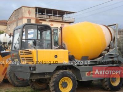 Спецтехника автобетоносмеситель Dieci L4700 2015 года за 76 300 $ в городе Бухара