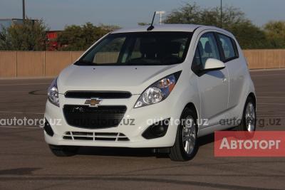 Автомобиль Chevrolet Spark 2015 года за 5800 $ в Ташкенте