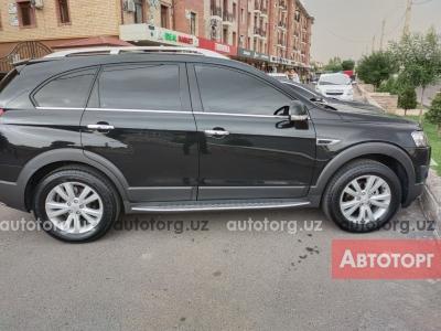 Автомобиль Chevrolet Captiva 2014 года за 19000 $ в Ташкенте