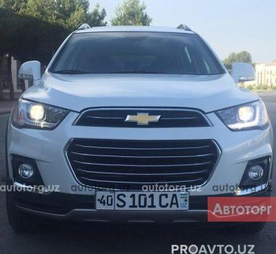 Автомобиль Chevrolet Captiva 2016 года за 24000 $ в Ташкенте