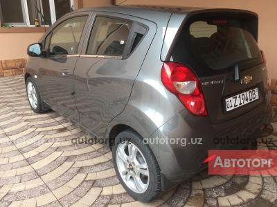 Автомобиль Chevrolet Spark 2017 года за 8200 $ в Ташкенте