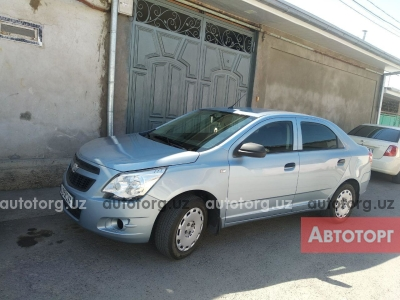 Автомобиль Chevrolet Cobalt 2013 года за 6500 $ в Ташкенте