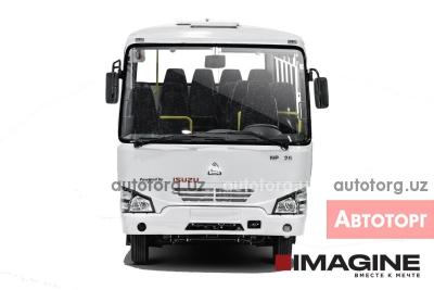 Спецтехника автобус пригородный Isuzu SAZ NP 26 2019 года за 335 000 000 сум в городе Ташкент