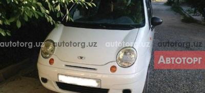 Автомобиль Daewoo Matiz 2005 года за 3500 $ в Ташкенте
