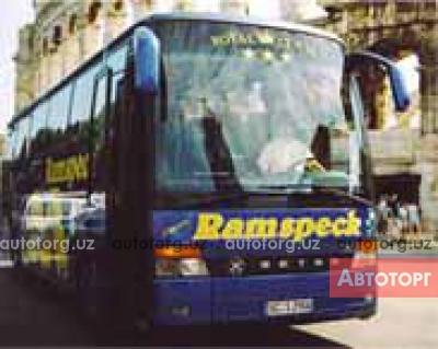 Спецтехника автобус туристский Setra 315 1998 года за 30 000 $ в городе Бухара