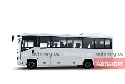 Спецтехника автобус междугородный Isuzu Междугородный автобус Isuzu HD50 с кондиционером в наличии 2020 года за 673 000 000 сум в городе Ташкент
