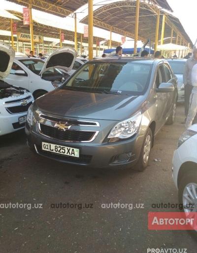 Автомобиль Chevrolet Cobalt 2014 года за 7000 $ в Ташкенте