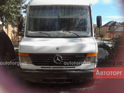 Спецтехника автобус пригородный Mercedes-Benz ВАРИО 1997 года за 8 500 $ в городе другой