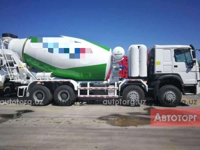 Продажа автобетоносмеситель Howo 2018 года за 75 000 $ в городе Ташкент