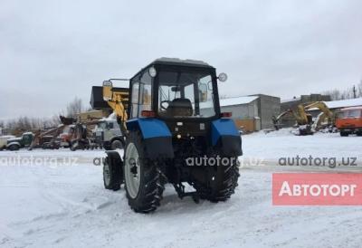 Спецтехника трактор Беларус Мтз 82,1 2013 года за 6 500 $ в городе Ташкент