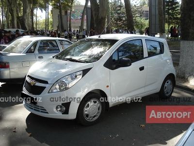 Автомобиль Chevrolet Spark 2016 года за 7100 $ в Ташкенте
