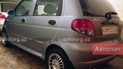 Автомобиль Chevrolet Matiz 2012 года за 4000 $ в Ташкенте
