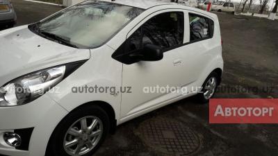 Автомобиль Chevrolet Spark 2015 года за 7400 $ в Ташкенте