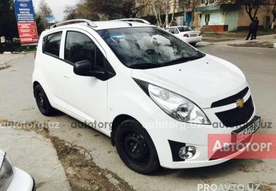 Автомобиль Chevrolet Spark 2016 года за 5400 $ в Ташкенте