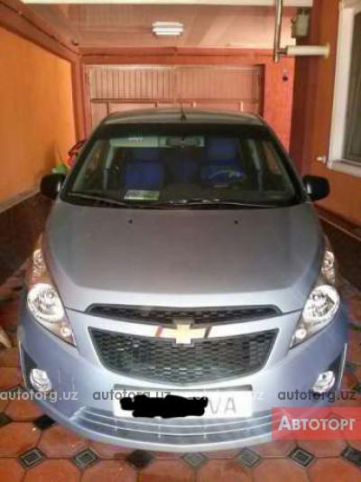 Автомобиль Chevrolet Spark 2015 года за 6500 $ в Ташкенте