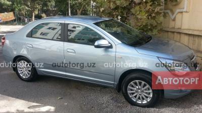Автомобиль Chevrolet Cobalt 2015 года за 8800 $ в Ташкенте