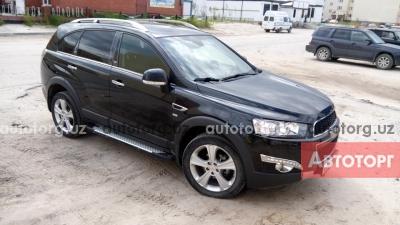Автомобиль Chevrolet Captiva 2012 года за 18500 $ в Ташкенте