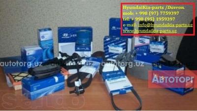 Auto-Market Hyundai-KIA в городе Ташкент