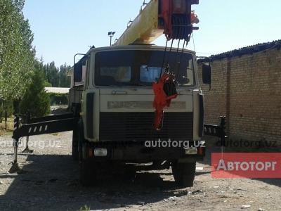 Продажа автокран МАЗ 2000 года за 22 000 $ в городе Маргилан