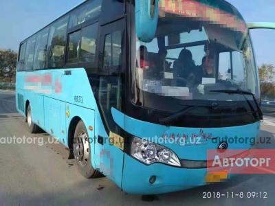 Спецтехника автобус междугородный Yutong ZK6858 2014 года за 24 000 $ в городе Ташкент