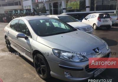 Автомобиль Peugeot 407 2007 года за 7000 $ в Ташкенте