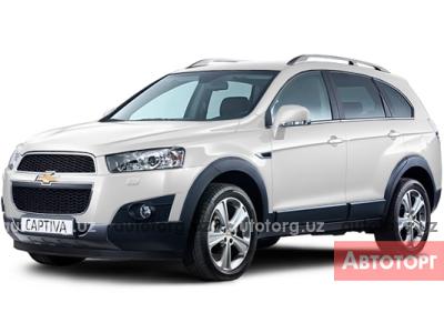 Автомобиль Chevrolet Captiva 2015 года за 26000 $ в Ташкенте