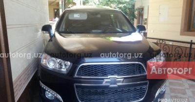 Автомобиль Chevrolet Captiva 2011 года за 14500 $ в Ташкенте