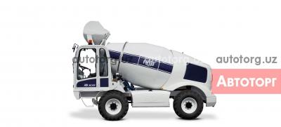 Спецтехника автобетоносмеситель Fiori DX35 2015 года за 102 000 $ в городе Фергана