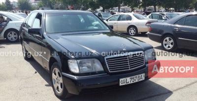 Автомобиль Mercedes-Benz S 600 1991 года за 5000 $ в Ташкенте
