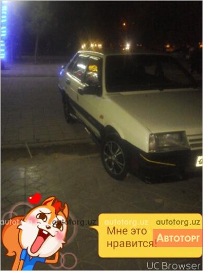 Автомобиль ВАЗ 21099 1994 года за 3000 $ в Ташкенте