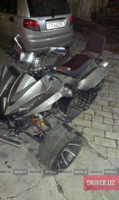 квадроцикл BMW ATV 2013 года в Ташкент