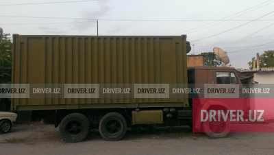 Спецтехника КамАЗ 53212 в Ташкент