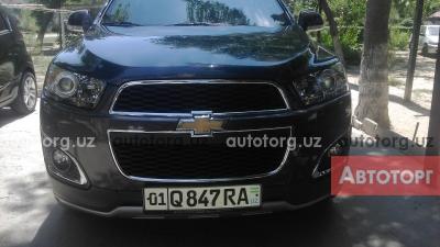 Автомобиль Chevrolet Captiva 2013 года за 210100 $ в Ташкенте