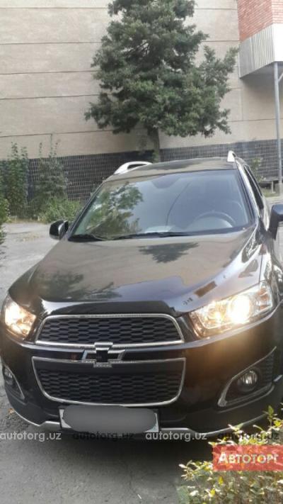 Автомобиль Chevrolet Captiva 2015 года за 20990 $ в Ташкенте