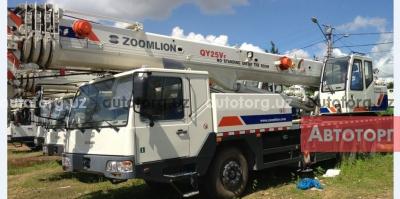 Спецтехника автокран Zoomlion QY30V532 2015 года за 145 000 $ в городе Ташкент
