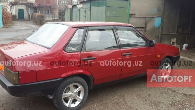 Автомобиль ВАЗ 21099 1994 года за 2500 $ в Ташкенте