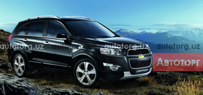 Автомобиль Chevrolet Captiva 2014 года за 22000 $ в Ташкенте