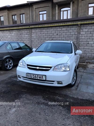 Автомобиль Chevrolet Lacetti 2011 года за 8900 $ в Ташкенте