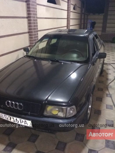 Автомобиль Audi 80 1988 года за 3000 $ в Ташкенте