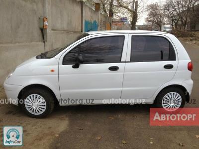 Автомобиль Chevrolet Matiz 2015 года за 5200 $ в Ташкенте