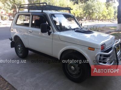 Автомобиль ВАЗ Шеви-Нива 1981 года за 7000 $ в Ташкенте